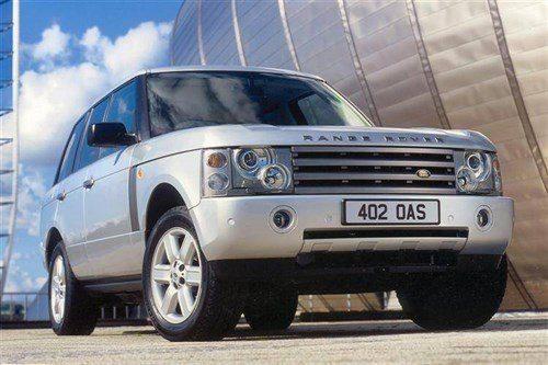 Future Classic: Range Rover L322     Honest John