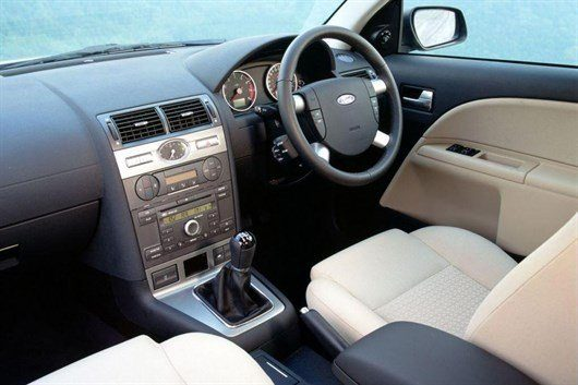 Ford Mondeo Mk 3 (2)