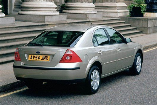 Ford Mondeo Mk 3 (3)