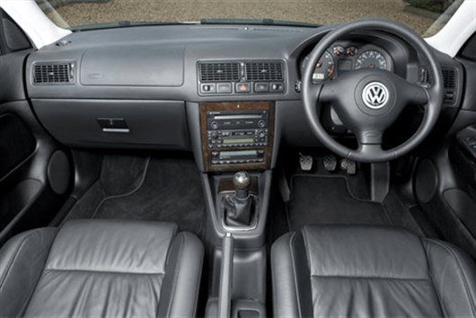 Future Classic Friday Volkswagen Golf Mk4 Honest John