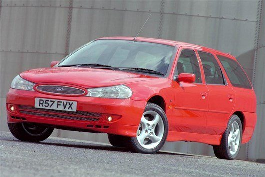 Ford Mondeo ST24 (2)