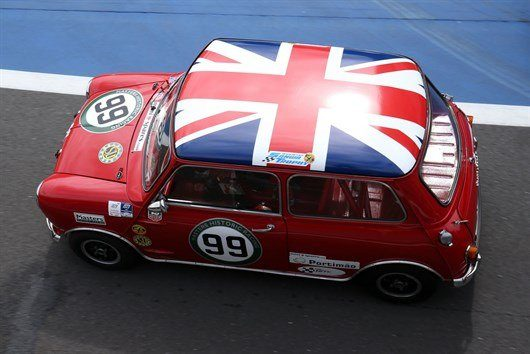 Silverstone Classic Mini Celebrations (5)