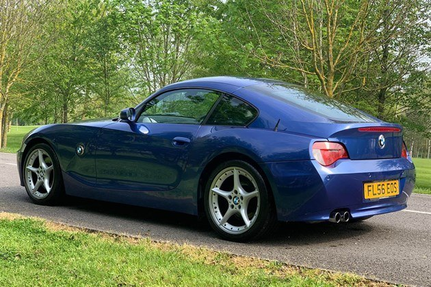 BMW Z4 Coupe 2006 R34 Brightwells