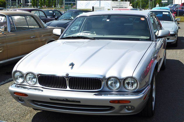 Jaguar XJ8 E .2 Executive 2002 Historics