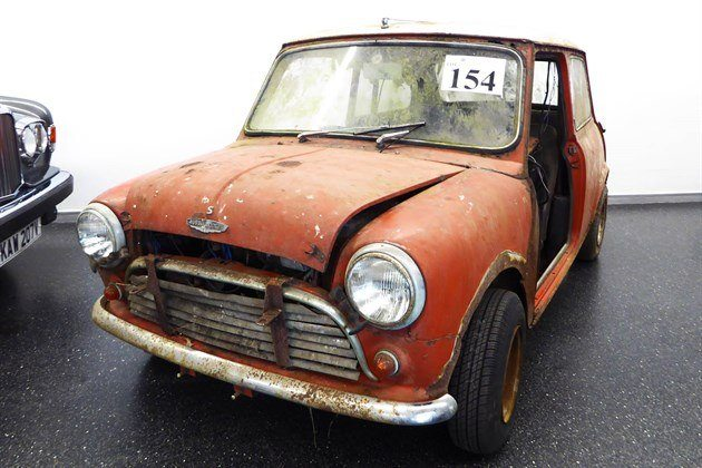 Mini Cooper 1275S 1966 For Resto Historics