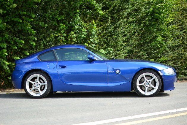 BMW Z4 Coupe 2007 Brightwells