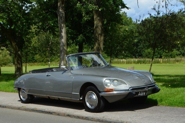 Citroen DS20 Decapotable 1969 Brightwells