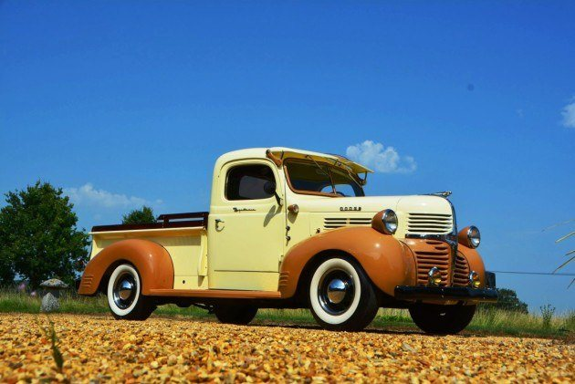 Dodge Pick -up 1941 Brightwells