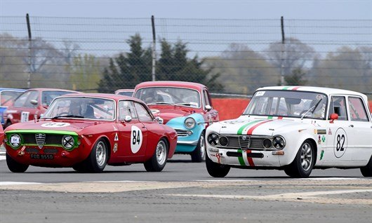 Alfa -Romeo -anniversary -race -added -to -Greatest -Hits -racecard -at -the -2020-Silverstone -Classic -3