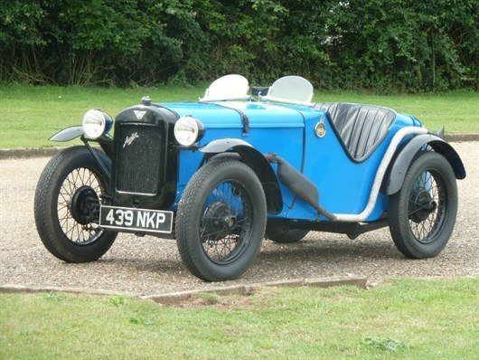 Austin 7 Ulster Special (1)