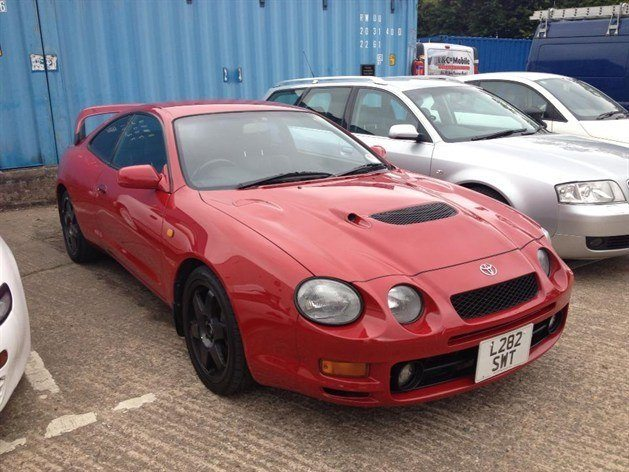 latest arrival toyota celica gt four wrc edition our cars honest john. Black Bedroom Furniture Sets. Home Design Ideas