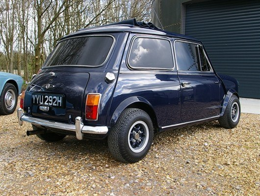 1969 Wood & Pickett Mini Cooper S 9