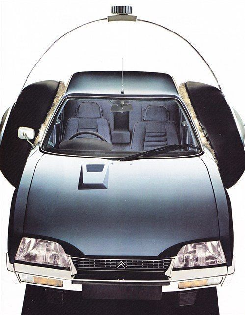 Citroen CX Pic 4