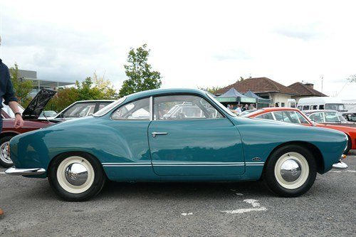VW Karmann Ghia 1960 Historics