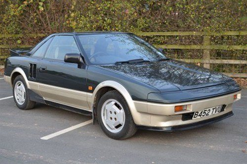 Toyota MR2 1985 Brightwells