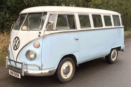 VW Type 2 T1 Combi 15 Window 1975 HH Impney  (3)