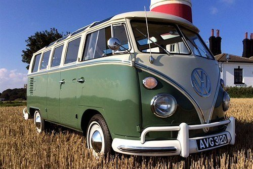 VW Type 2 T1 21 Window Combi 1966 BCA Bbsh