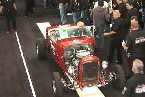 Ford Model A Hi Boy 1929 BJ 15 Jan 2015