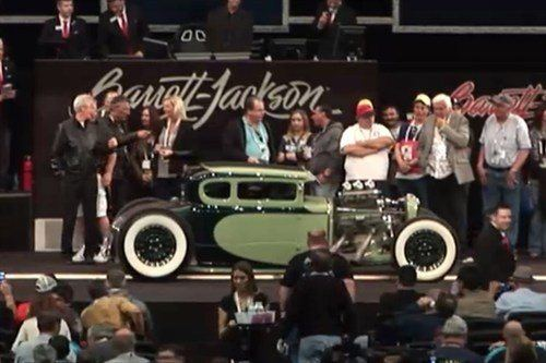 Ford Model A Custom 1930 BJ 15 Jan 2015