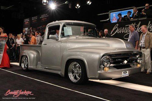 Ford F100 1956 $220k