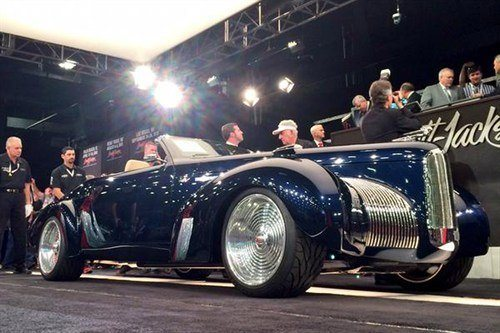 3005 Cadillac La Salle C Hawk Custom 1939 BJ 16 Jan 2015