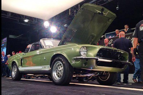 1102.1 Ford Mustang Conv 1968 Gas Monkey BJ 16 Jan 2015