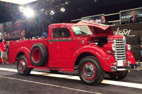 1011 Diamond T Pickup 1941 BJ 16 Jan 2015