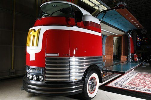 2501 GM Futureliner 1950 BJ 17 Jan 2015