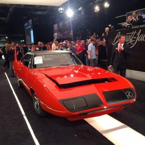 2520 Plymouth Superbird Pratte BJ 17 Jan 2015