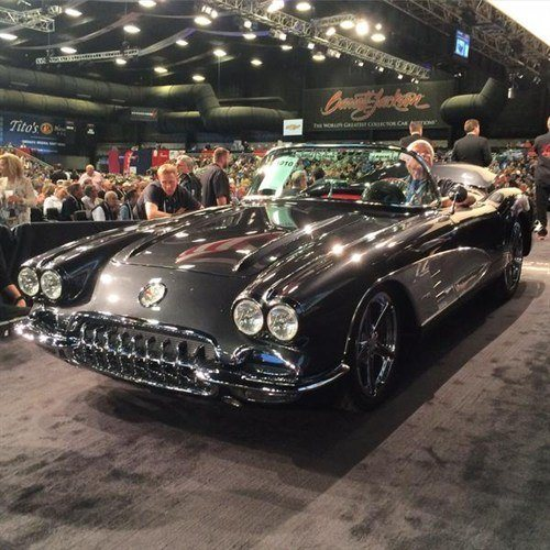 5010 Chevrolet Corvetted 1958 BJ 17 Jan 2015