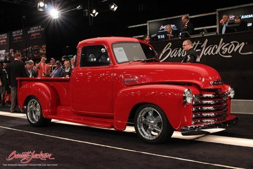481 Chevrolet 3100 Custom Pickup 1950 BJ 15 Jan 2015