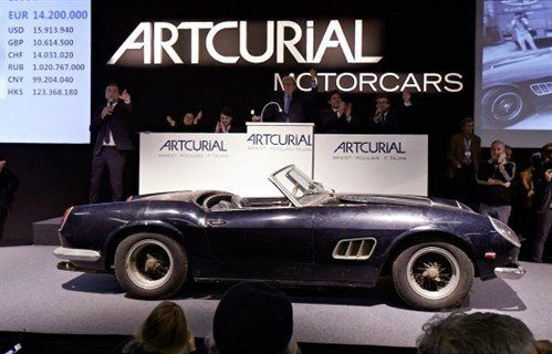 1961.FERRARI.250.GT.SWB.CALIFORNIA.SPIDER..COLLECTION.BAILLON..SOLD.16.3.ME.18.5.M..AUCTION.ROOM...ARTCURIAL