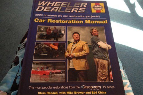 Wheeler Dealers Book Cover