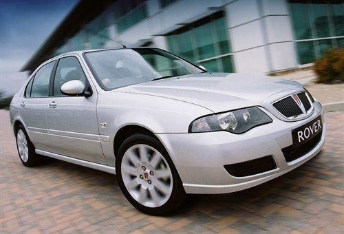 News Story (MG Rover Bargains ) Pic 2