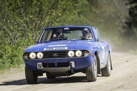 Classic Rally Cars To Take On America Honest John