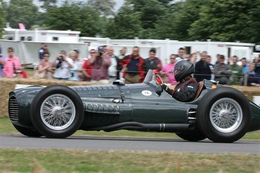 BRM At Goodwood (1)