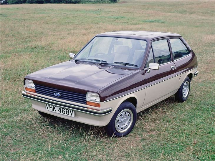 ford fiesta mk1 classic - photo #12