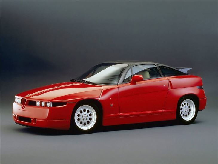 Alfa Romeo Sz Rz Classic Car Review Honest John