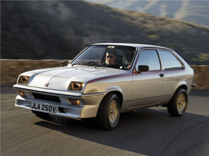 Vauxhall Chevette 2300hs Classic Car Review Honest John