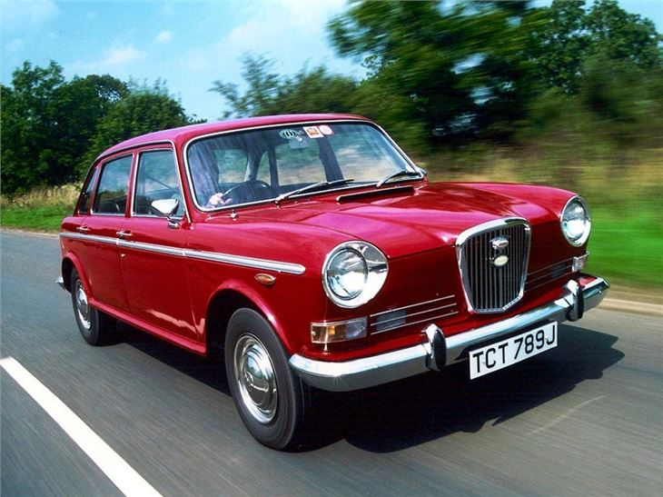 Wolseley 18 85 Six Classic Car Review Honest John