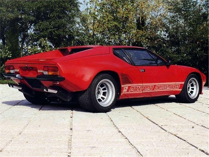 De Tomaso Pantera Gt Classic Car Review Honest John
