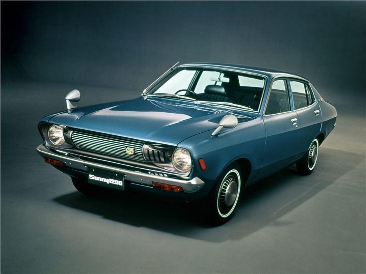 Nissan Sunny B210 - Classic Car Review | Honest John