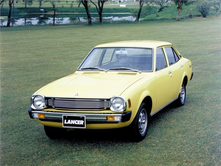 Mitsubishi Colt Lancer A70 Classic Car Review Honest John