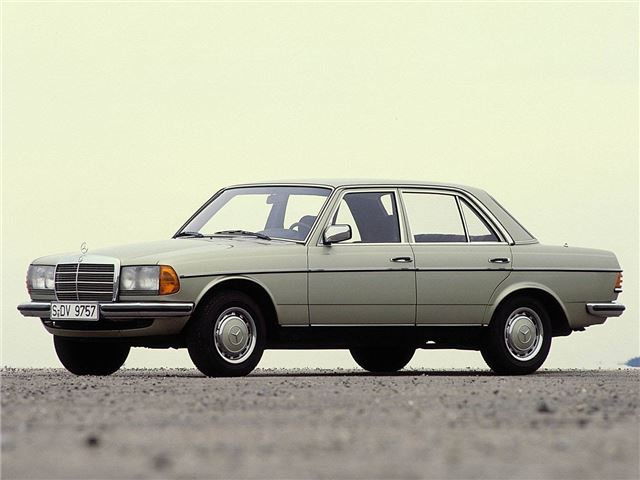 mercedes w123 owners workshop manual pdf