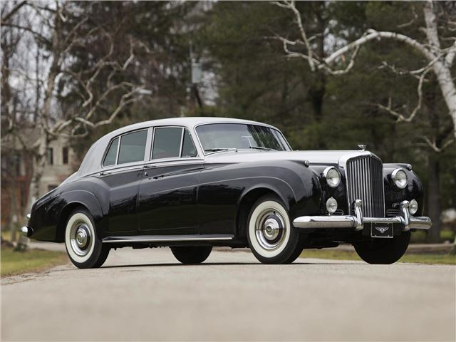 Bentley S1 Saloon Continental Classic Car Review