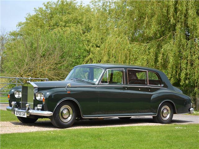 Rolls Royce Phantom VI Limousine (1968 1992)