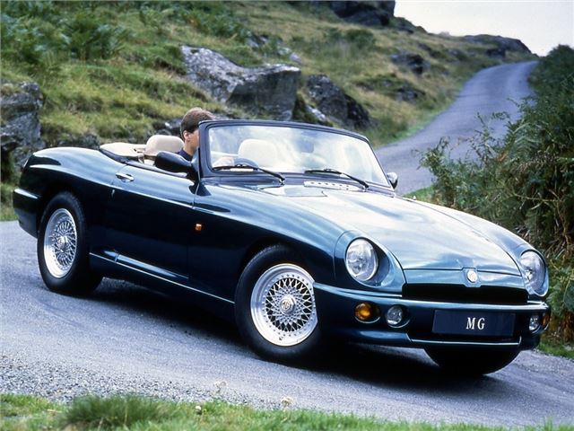 Mg Rv8 Classic Car Review Honest John