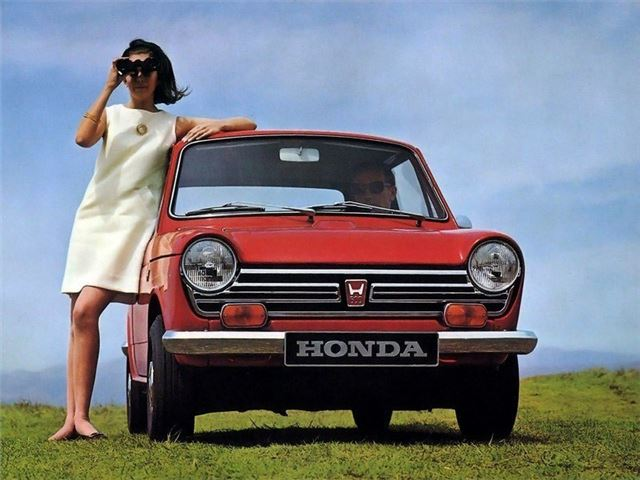 honda n360 n600 classic car review honest john. Black Bedroom Furniture Sets. Home Design Ideas