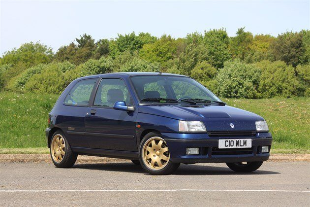 renault clio williams classic car review driving honest john. Black Bedroom Furniture Sets. Home Design Ideas