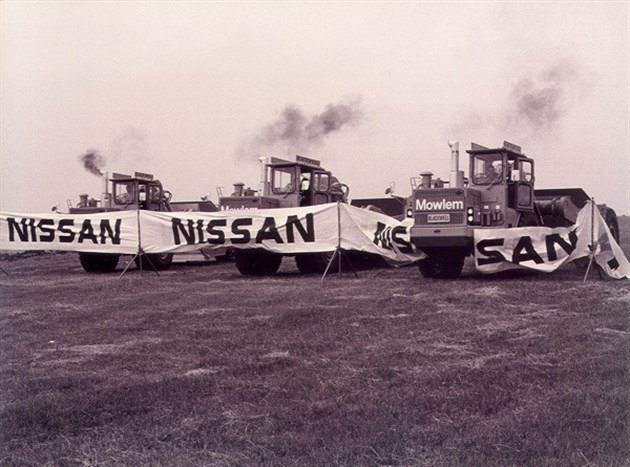 Nissan Bluebird T12 T72 Classic Car Review Timeline
